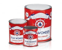 Teak Wonder - Dressing e Sealer